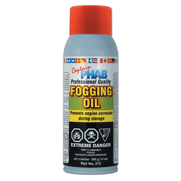 FOGGING OIL 340G AEROSOL by:  Captain Phab Part No: 272 - Canada - Canadian Dollars