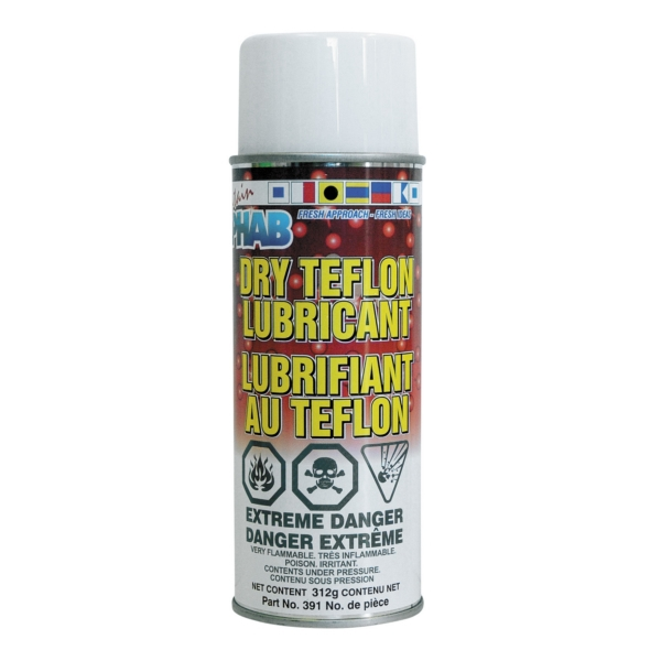 CAPT.PHAB TEFLON LUBRICANT by:  CaptainPhab Part No: 391 - Canada - Canadian Dollars