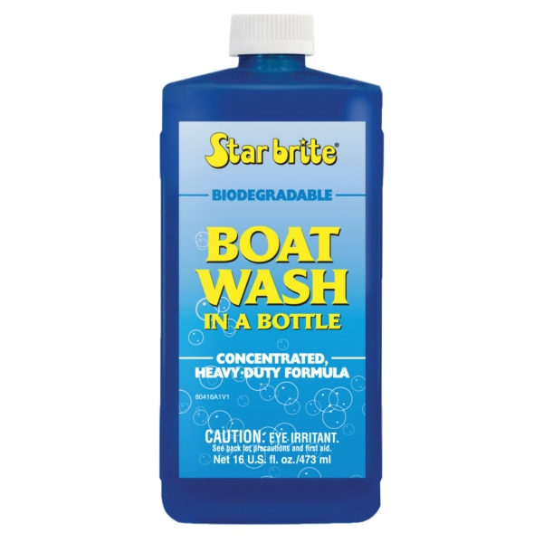 BOAT WASH IN A BOTTLE 16OZ. by:  StarBrite Part No: 080416PC - Canada - Canadian Dollars