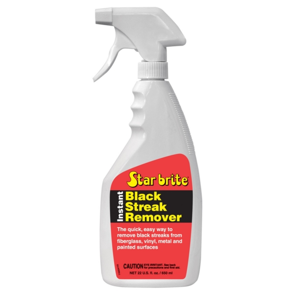 INSTANT BLACK STREAK REMOVER 22OZ. by:  StarBrite Part No: 071622PC - Canada - Canadian Dollars