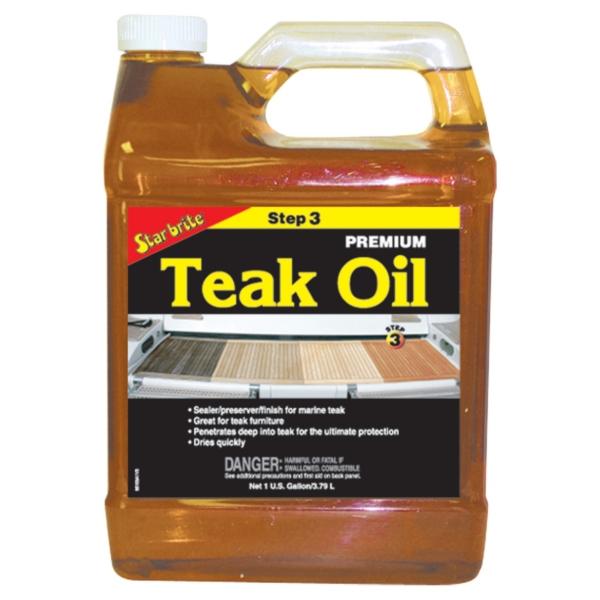 GOLDEN TEAK OIL GAL. by:  StarBrite Part No: 085100C - Canada - Canadian Dollars