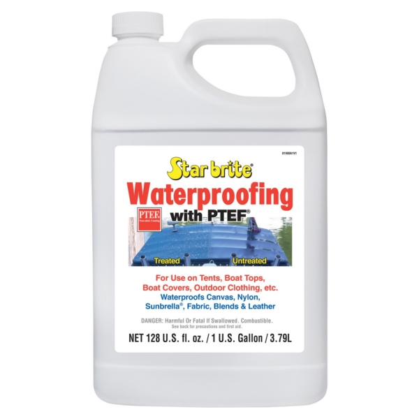 WATERPROOFING & FABRIC TREAT GAL by:  StarBrite Part No: 081900NC - Canada - Canadian Dollars