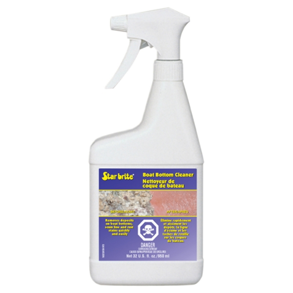 BOAT BOTTOM CLEANER 32 oz by:  StarBrite Part No: 092232PC - Canada - Canadian Dollars