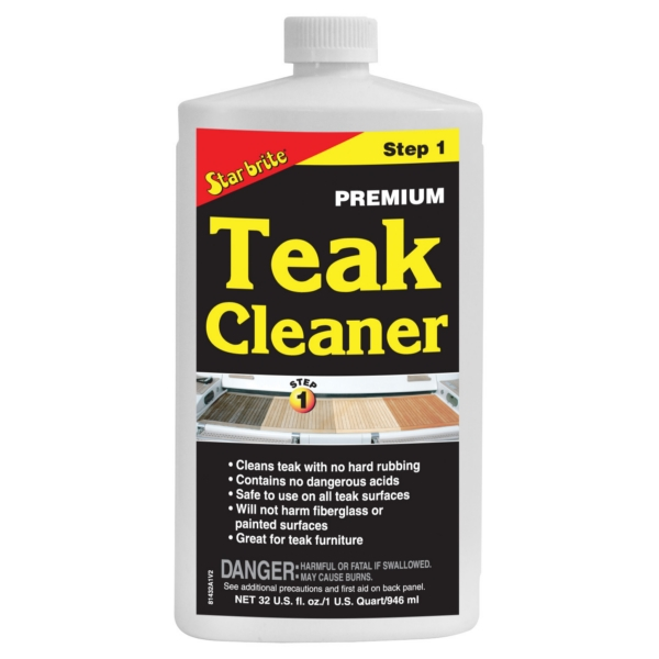TEAK CLEANER 32oz by:  StarBrite Part No: 081432C - Canada - Canadian Dollars