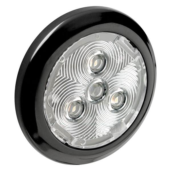 Round LED Interior and Exterior Courtesy by:  Attwood Part No: 6320B1 - Canada - Canadian Dollars