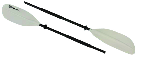 Kayak Paddle - Spoon (Entry Level) 8 ft by:  Attwood Part No: 11769-1 - Canada - Canadian Dollars