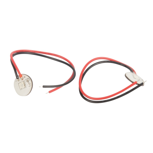 STICK ON LIGHT - BL LED- BK ADHESIVE 2PK by:  Boatersports Part No: 51991 - Canada - Canadian Dollars