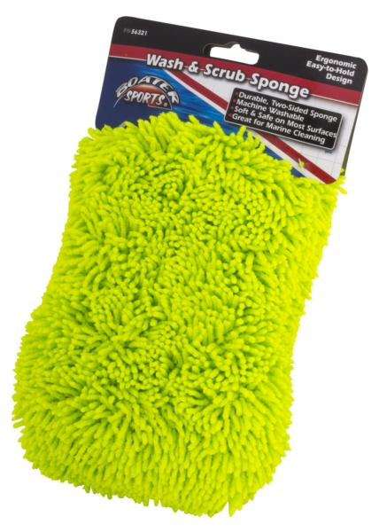 Cleaning Mitt Small-green, 20x12.5x6cm by:  Boatersports Part No: 56321 - Canada - Canadian Dollars