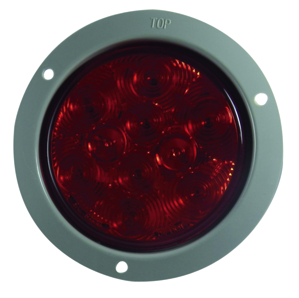 Trailer Light LED Round Recessed Mount F by:  Boatersports Part No: 59361 - Canada - Canadian Dollars