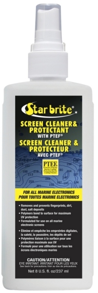 SCREEN CLEANER & PROTECTOR 8 OZ. by:  StarBrite Part No: 088308C - Canada - Canadian Dollars