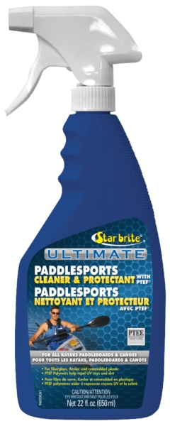 ULTIMATE KAYAK CLEANER & PROTECTOR 22OZ by:  StarBrite Part No: 096022C - Canada - Canadian Dollars