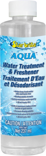 WATER TREATMENT AND FRESHENER 8 OZ. by:  StarBrite Part No: 097008C - Canada - Canadian Dollars