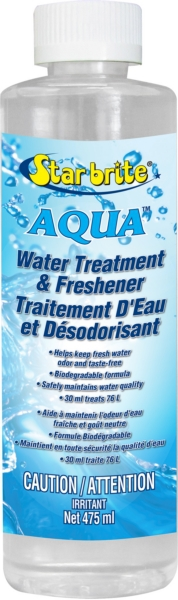 WATER TREATMENT AND FRESHENER 16 OZ. by:  StarBrite Part No: 097016C - Canada - Canadian Dollars