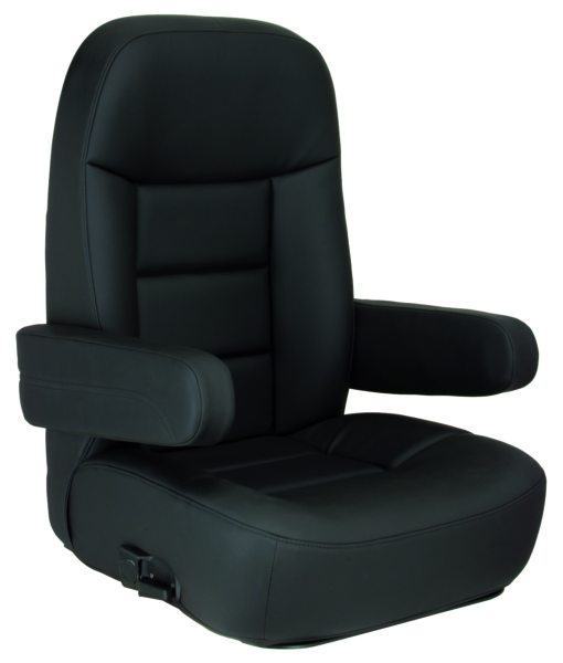 Mariner Pilot Helm Chair Black by:  Springfield Part No: 1042080-B - Canada - Canadian Dollars