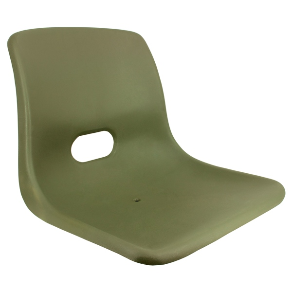 First Mate Molded Chair Shell Green by:  Springfield Part No: 1061014-SG - Canada - Canadian Dollars
