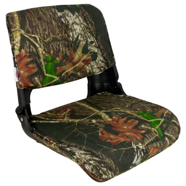 Skipper Fold Down Green Chair w/ Mossy O by:  Springfield Part No: 1061020 - Canada - Canadian Dollars