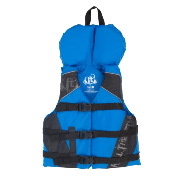 TRADITIONAL SKI PFD - YOUTH BL by:  Onyx Part No: 11220150000214 - Canada - Canadian Dollars