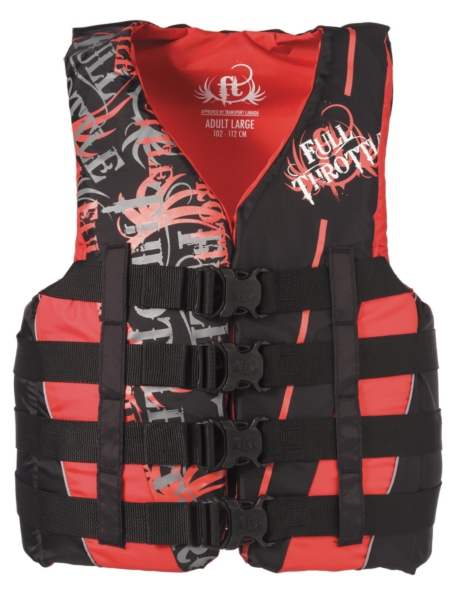 DELUXE SKI PFD - LARGE RD by:  Onyx Part No: 11240110004014 - Canada - Canadian Dollars