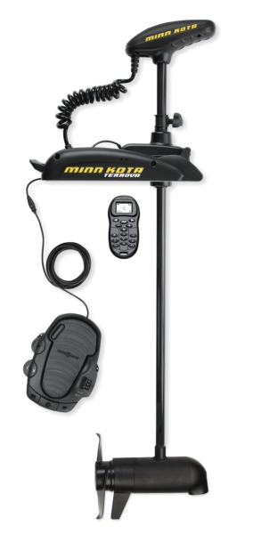 TERROVA 112/US2 W/I-PILOT INCL FT PEDAL by:  MinnKota Part No: 1358842 - Canada - Canadian Dollars