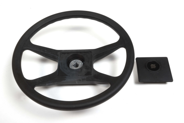 UFLEX BLACK STEERING WHEEL by:  Uflex Part No: V33N - Canada - Canadian Dollars