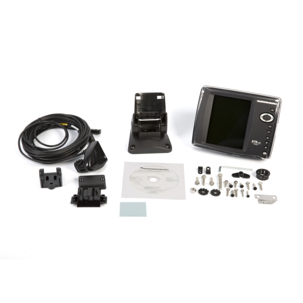678C HD by:  Humminbird Part No: 409410-1M - Canada - Canadian Dollars