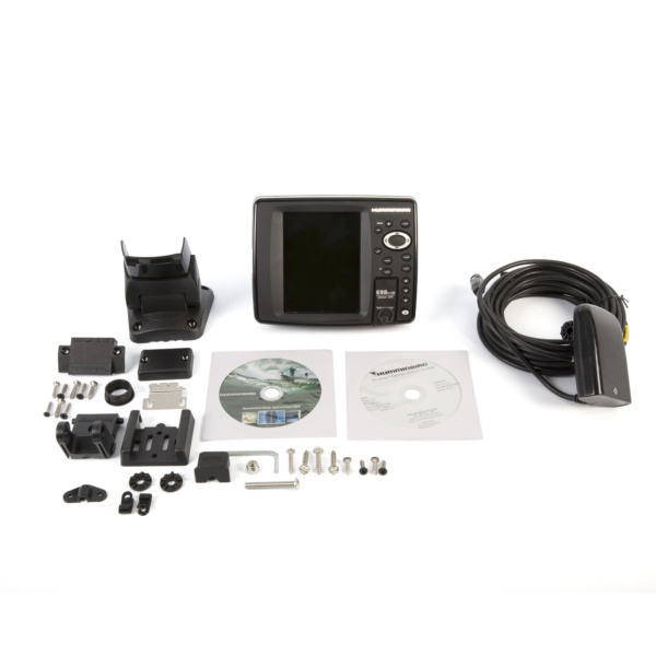 698CI HD SI COMBO by:  Humminbird Part No: 409470-1M - Canada - Canadian Dollars