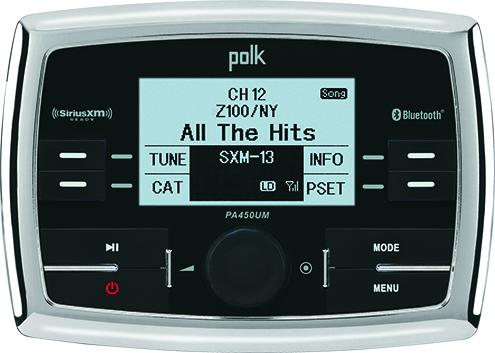 Polk WP Bluetooth Stereo by:  Polk Part No: PA450UM - Canada - Canadian Dollars