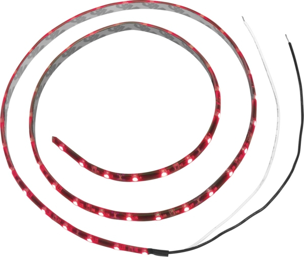 LED LGHT STRIP RED 36
