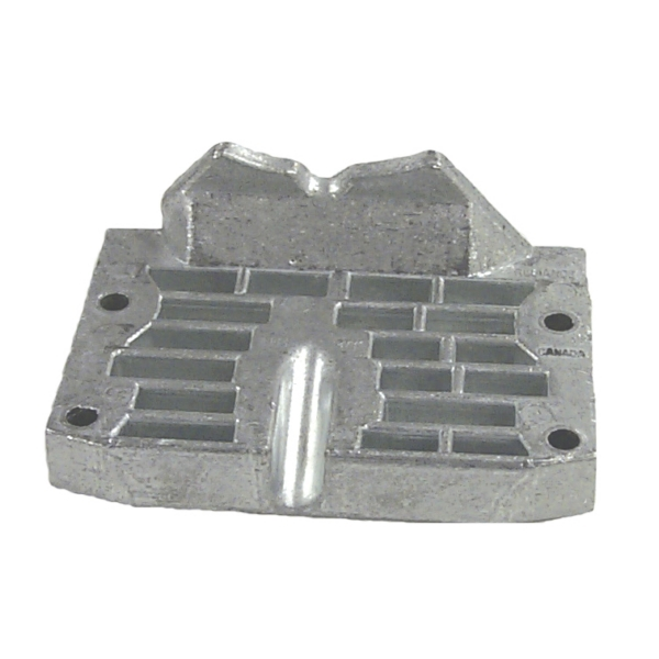 OMC ANODE (WAFFLE BLOCK) ZINC by:  Sierra Part No: 18-6019 - Canada - Canadian Dollars