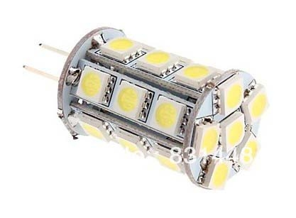 G4 12V 1W LIGHT BULB LED TG4-CW24 by:  EclairageVR Part No: TG4-CW24 - Canada - Canadian Dollars