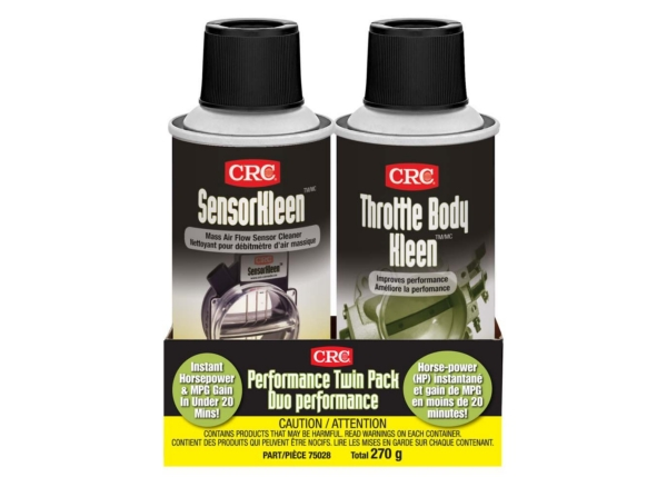 CLEANER TWIN PACK CRC by:  CRC Part No: 75028 - Canada - Canadian Dollars