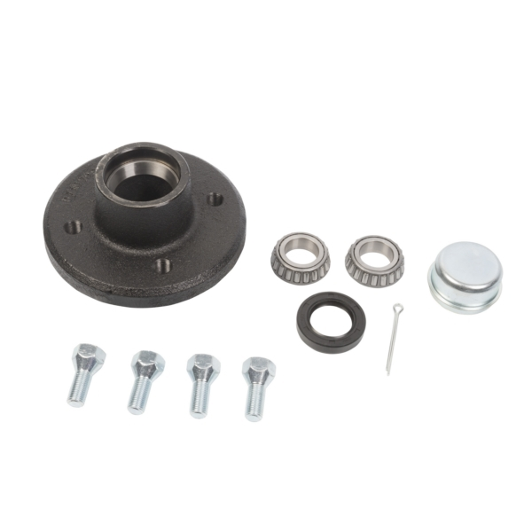 Hub Ass. Compl,5 Bolt,1in.Bearing,Unass by:  TieDown Part No: 81072 - Canada - Canadian Dollars