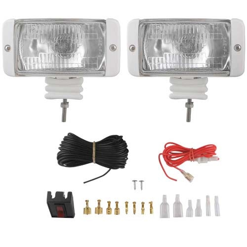 LIGHT,DOCKING,WHITE by:  Optronics Part No: DL16WC - Canada - Canadian Dollars