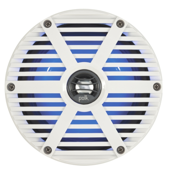 ULTRA MARINE SPEAKER 6.5   W/WH GRILLES by:  Jensen Part No: UM650HRTL - Canada - Canadian Dollars