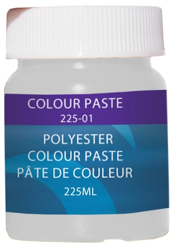 COLOUR PASTE, WHITE, 225 ML. by:  CaptainPhab Part No: 225-1 - Canada - Canadian Dollars