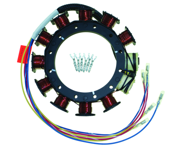 MERC Stator - 9 Amp by:  CDI Part No: 174-8778K 1 - Canada - Canadian Dollars