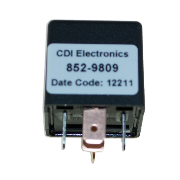 Relay, Power Tilt/Trim by:  CDI Part No: 852-9809 - Canada - Canadian Dollars