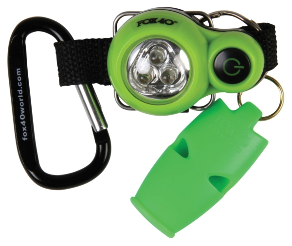 XPLORER LED LIGHT + MICRO by:  Fox40 Part No: 7918-1400 - Canada - Canadian Dollars