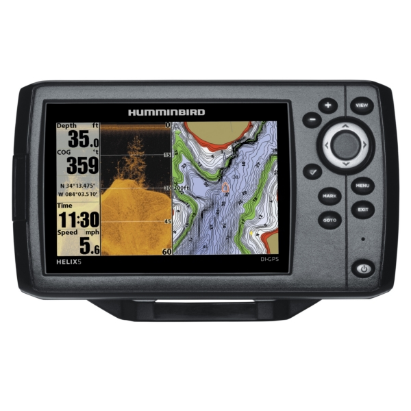FISHFINDER HELIX 5 GPS DI by:  Humminbird Part No: 409620-1M - Canada - Canadian Dollars
