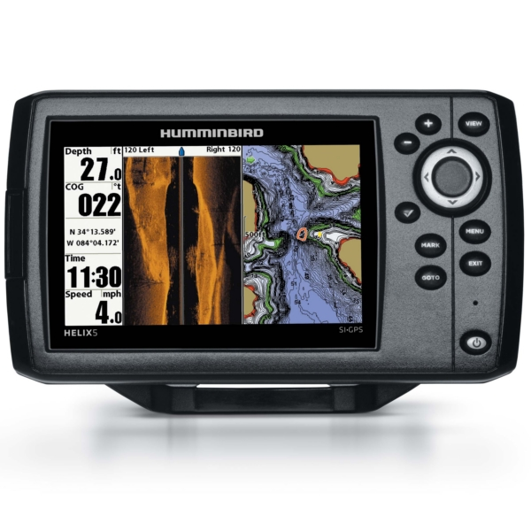 FISHFINDER HELIX 5 GPS SI by:  Humminbird Part No: 409640-1M - Canada - Canadian Dollars