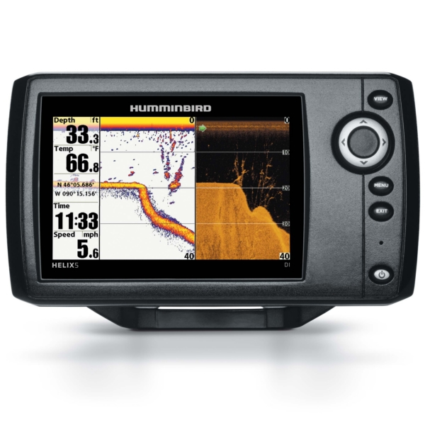 FISHFINDER HELIX 5 DI by:  Humminbird Part No: 409600-1 - Canada - Canadian Dollars
