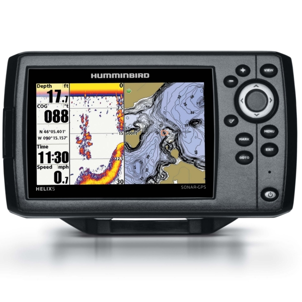 FISHFINDER HELIX 5 GPS by:  Humminbird Part No: 409610-1 - Canada - Canadian Dollars