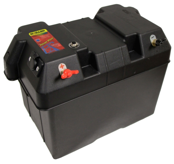 POWER CENTER BATTERY BOX by:  Scepter Part No: 042203# - Canada - Canadian Dollars