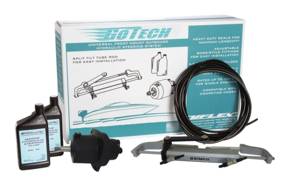 STEERING SYSTEM W/TUBE by:  Uflex Part No: GOTECH 1.0 - Canada - Canadian Dollars
