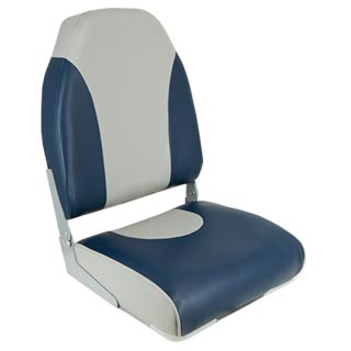 PREMIUM FOLDING SEAT BL/GY by:  Springfield Part No: 1062131 - Canada - Canadian Dollars