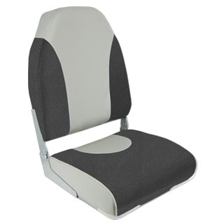 PREMIUM FOLDING SEAT CHC/GY by:  Springfield Part No: 1062134 - Canada - Canadian Dollars