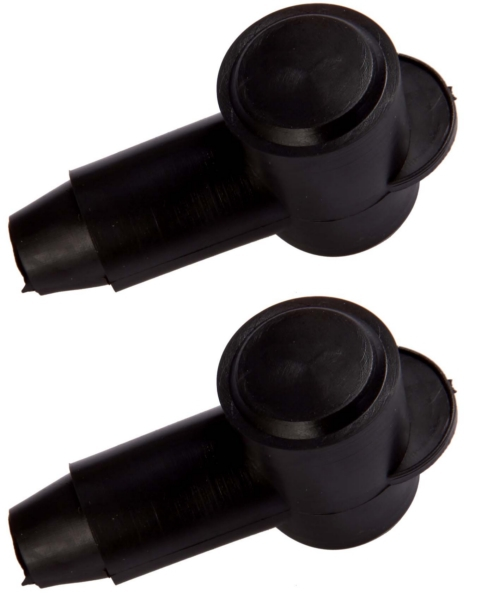 8-4 AWG Insulator Cap Black pack2 by:  Vertex Part No: 81513 - Canada - Canadian Dollars