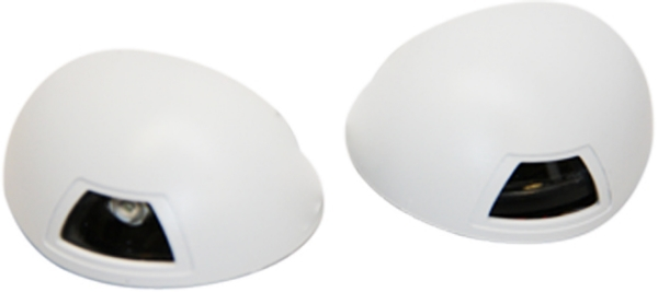 WH NYLON TOP MOUNT SIDE LIGHT LED 1NM by:  SeaDog Part No: 400067# - Canada - Canadian Dollars