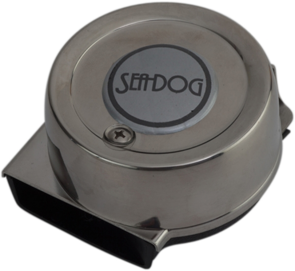 STAINLESS MINI COMPACT HORN - SINGLE by:  SeaDog Part No: 431110-1 - Canada - Canadian Dollars
