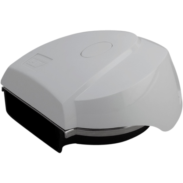 WHITE ASA SONIC COMPACT HORN - SINGLE by:  SeaDog Part No: 431152-1 - Canada - Canadian Dollars